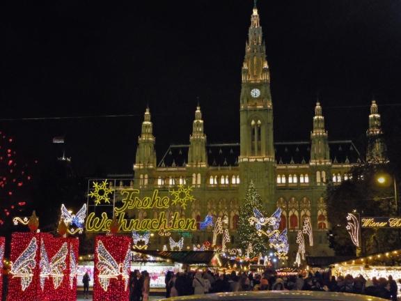Christkindelmarkt (Viena)