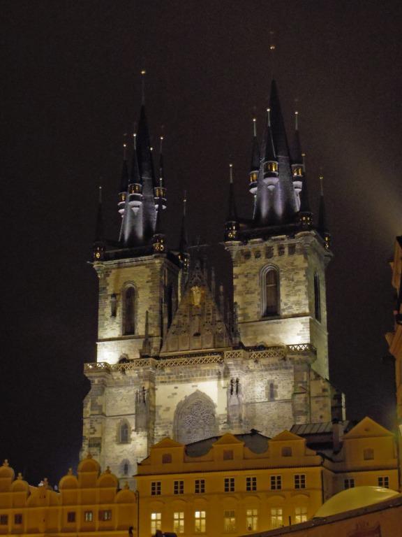 """""""Praga la nuit"""""""